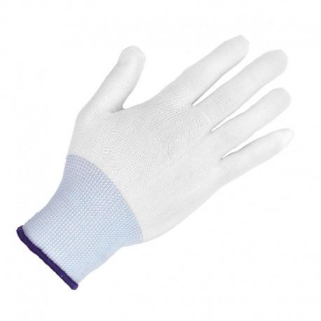 Paire de gants blanc