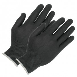 Gants noir covering