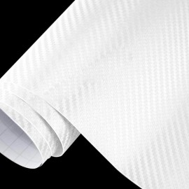 Carbone blanc 3D