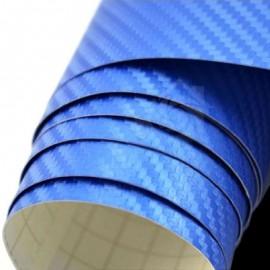 Carbone bleu 3D